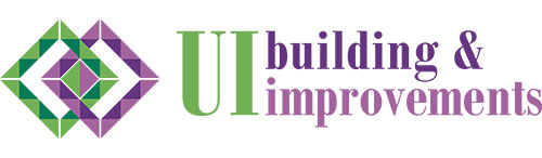 UI Building and Improvements Geraldton Logo
